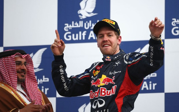 Vettel GP de Bahrein (Foto: Getty Images)