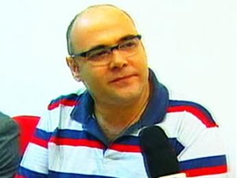 Marcelo Nascimento, golpista que inspirou o filme Vips (Foto: Reprodução/TVCA)