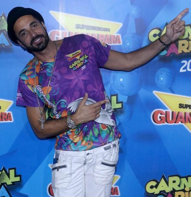 Latino (Foto: Ricardo Leal / Divulgação Supermercado Guanabara )