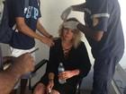 Suspeitos de assaltar e esfaquear turista sérvia no Recife são detidos