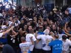 Apuração do carnaval de SP é marcada por brigas e muita confusão