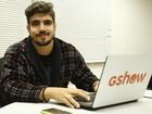 No Dia dos Namorados, Caio Castro arrasa nas redes sociais do Gshow