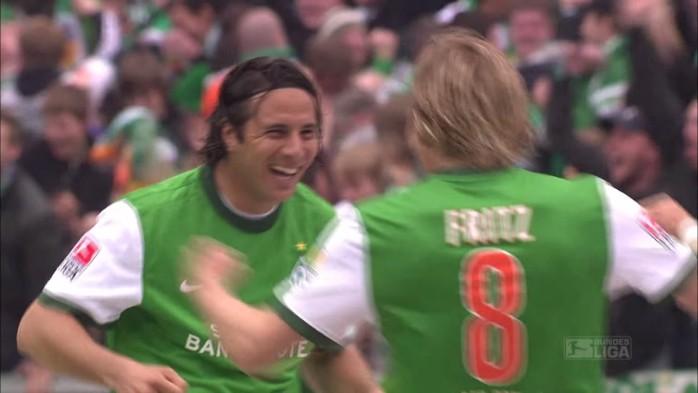 BLOG: Outro peruano bom de bola: Pizarro volta ao Werder, e Bundesliga relembra golaços