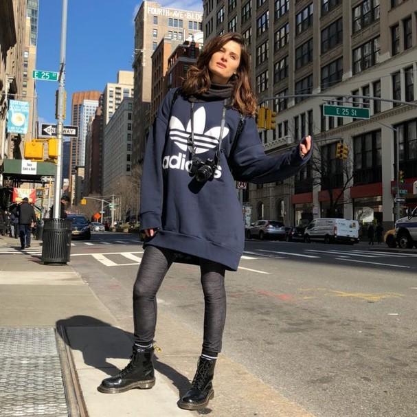 Isabeli Fontana (Foto: Instagram/Reprodução)