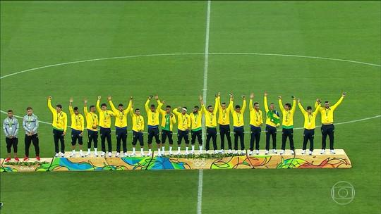 Brasil tem o melhor desempenho da história na Olimpíada do Rio