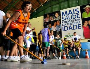 Olimpíada da Terceira Idade (Foto: Antonio Lima/Semdej)