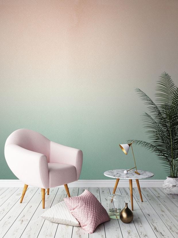 Excepcional Top 10 ambientes com papel de parede - Casa Vogue | Ambientes SP59