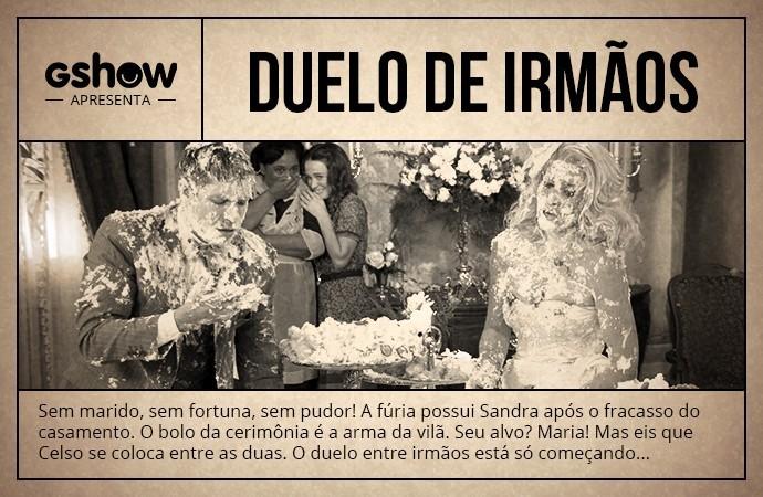 Fotonovela 'Êta Mundo Bom!' (Foto: TV Globo)
