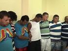 Suspeitos de roubar mais de R$ 1 milhão de agências são presos em SE