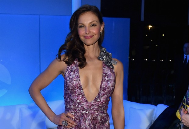 ASHLEY JUDD DENUNCIA INTERNAUTAS À POLÍCIA (Foto: GETTY IMAGES)