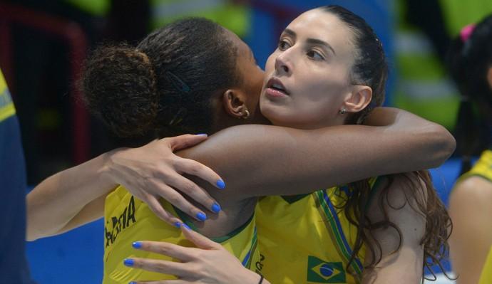 Sheilla Brasil x EUA mundial feminino de vôlei (Foto: Divulgação / FIVB)