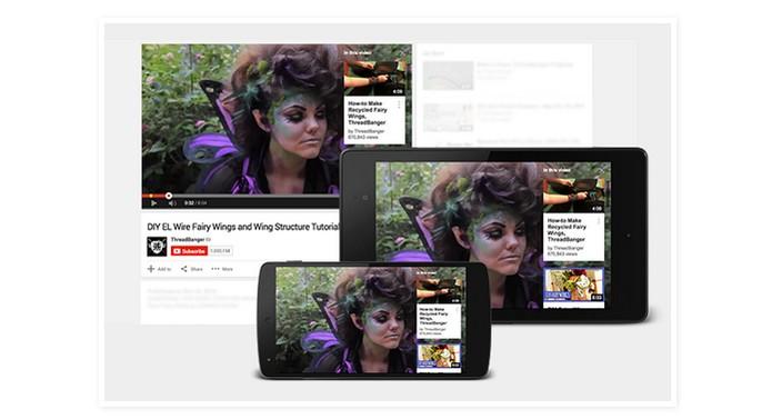 YouTube adiciona cards em vídeos para incluir anotações e playlists (Foto: Divulgação/YouTube)