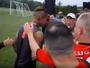 Guerrero ganha o apoio de torcedores do Flamengo antes de encarar o Brasil