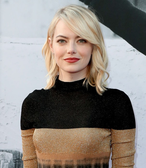 Emma Stone vai viver tenista (Foto: Getty Images)