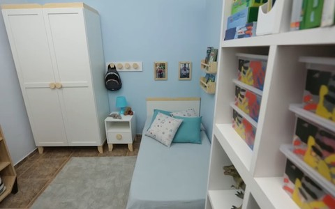 Veja como organizar um quarto para acomodar um adulto e uma criança