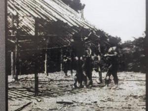 Fotos feitas por Theodor Koch-Grümberg em 1911 na comunidade do Barro, no Norte de Roraima (Foto: Arquivo pessoal/Carlos Alberto Medeiros)