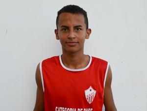 Mário César, 16 anos, Rio Branco, Acre (Foto: Duaine Rodrigues)