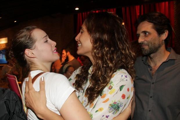 Camila Pitanga e Letícia Colin. (Foto: PhotoRioNews)