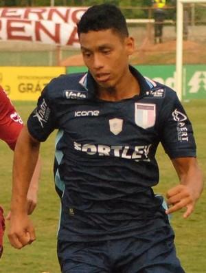 João Paulo, meia do Espírito Santo (Foto: Henrique Montovanelli/Desportiva Ferroviária)