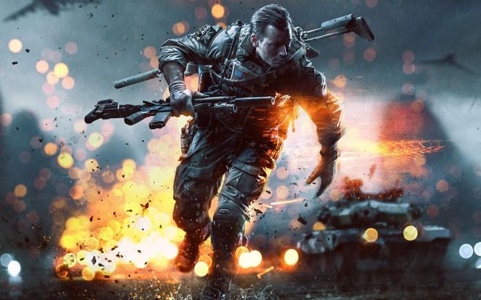 DLC de Battlefield 4 foi a causa pelo banimento do game na China (Foto: Divulgação/China)