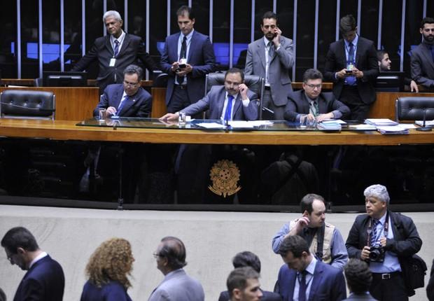 Sessão extraordinária da Câmara dos Deputados para discussão e votação de diversos projetos (Foto: Alex Ferreira/ Câmara dos Deputados)