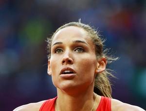 Lolo, Atletismo EUA (Foto: Agência AFP)