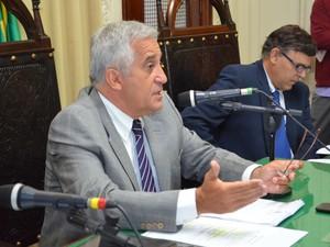 Deputado Comte Bittencourt é presidente da comissão de educação (Foto: Adauto de Carvalho / Divulgação)
