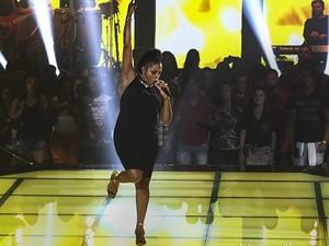 Alessandra Crispin Tira-Teima 2 (Foto: Fabiano Battaglin /TV Globo)