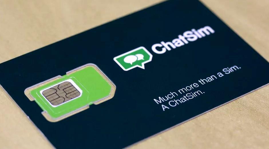 O ChatSim chegou ao Brasil e já aceita compras pela internet (Foto: Divulgação)