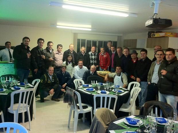 RPC TV Guarapuava realizou mais uma edição da Confraria do Chefe (Foto: Divulgação/RPC TV)