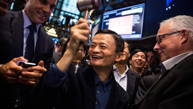 Fundador do Alibaba, Jack Ma (Foto: Getty Images)