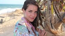 Alfradique fala do namorado e dá dicas de beleza; leia! (Domingão do Faustão / TV Globo)
