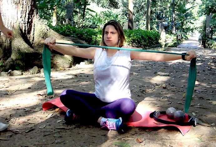 EuAtleta Pilates MamaeGentil (Foto: EuAtleta)