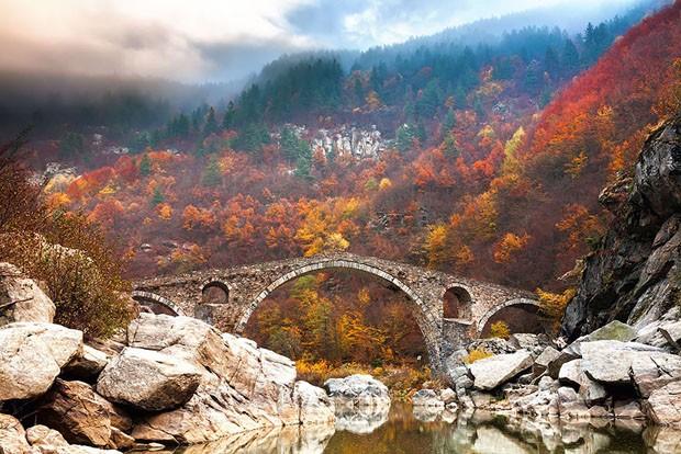 21 pontes antigas (Foto: Evgeni Dinev/Reprodução)