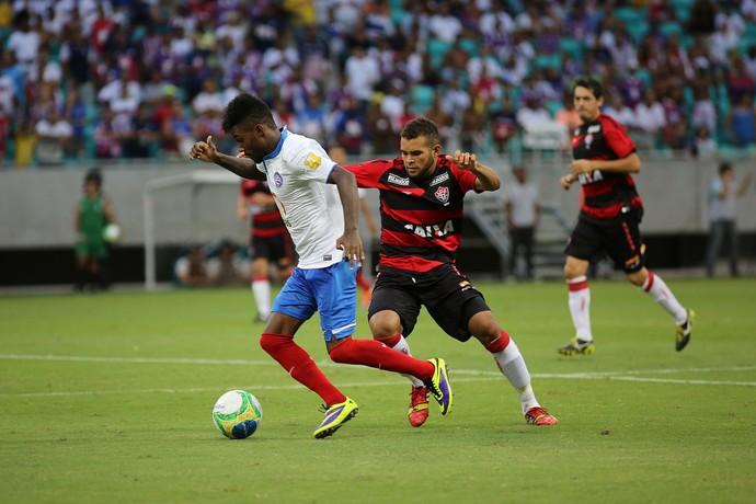 bahia vitória rhayner (Foto: Vaner Casaes/ Divulgação/ Arena Fonte Nova)