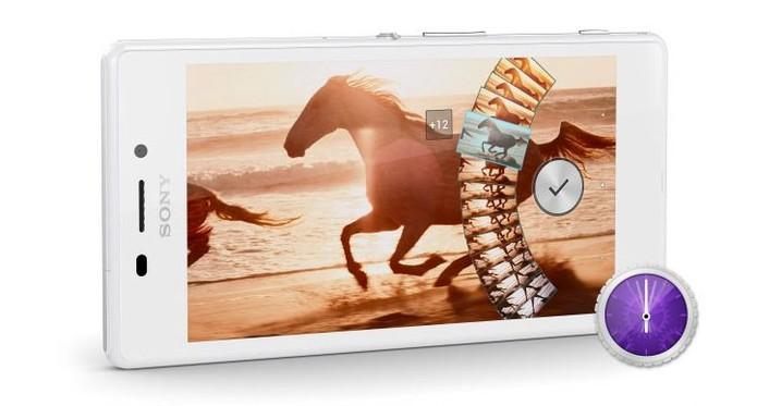 Xperia M2 Aqua oferece ficha técnica básica em processador e memória RAM (Foto: Divulgação/Samsung)