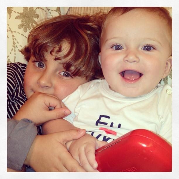 EGO - Cláudia Leitte posta foto dos filhos e se declara ...