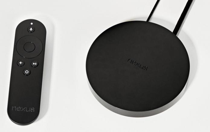 Nexus Player leva o Android para as televisões (Foto: Divulgação) (Foto: Nexus Player leva o Android para as televisões (Foto: Divulgação))