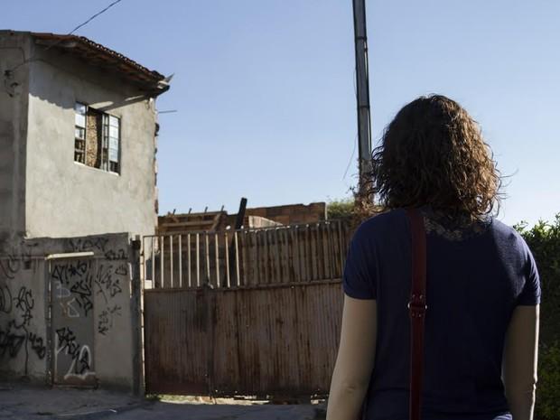 Curta metragem Estado Itinerante, de Ana Carolina Soares , compete na 23ª edição do Festival de Cinema de Vitória (Foto: Divulgação/Festival de Cinema de Vitória)