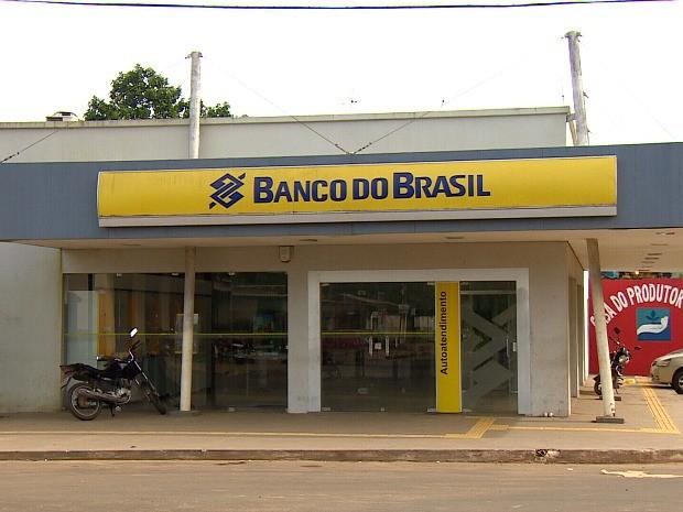 Agência bancária localizada na Avenida Amazonas, em Iranduba-AM (Foto: Reprodução/TV Amazonas)