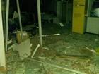 Bando explode agência bancária em Acarape, no interior do Ceará