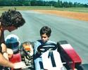 Bruno Senna lembra bandeirada e tapa do tio Ayrton em 1ª vitória
