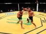 Gastelum trava guerra com Hendricks e supera o ex-campeão por pontos
