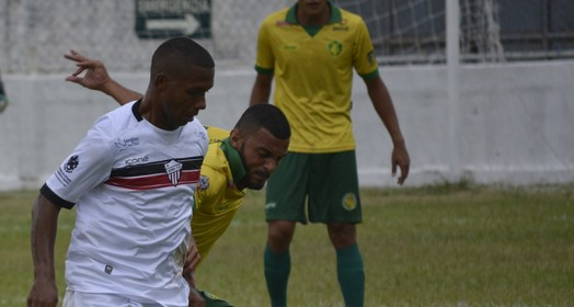 crise (Adriano Barbosa/AD Serra FC)
