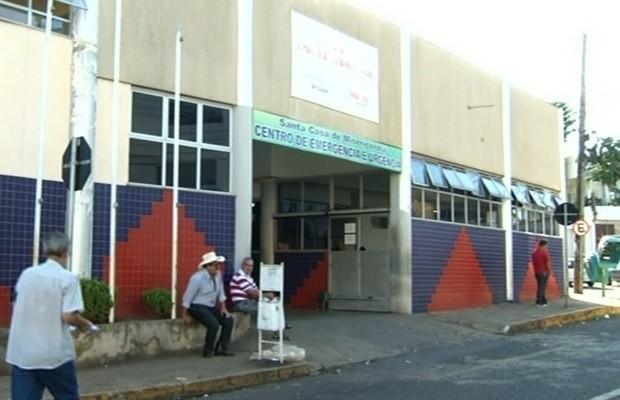 Bebê morre em UTI à espera de transferência para cirurgia no coração em Anápolis, Goiás (Foto: Reprodução/TV Anhanguera)
