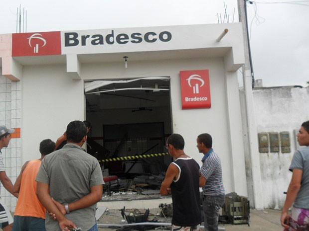 agência (Foto: Ricardo Bispo/Arquivo Pessoal)
