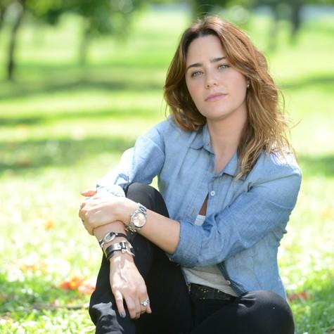 Fernanda Vasconcellos (Foto: Zé Paulo Cardeal/TV Globo)
