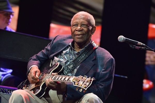 B.B. King em 2013 (Foto: Getty Images)