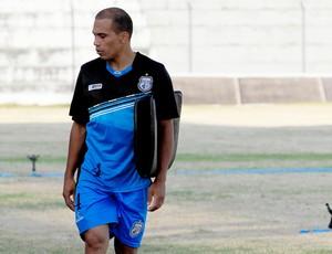 Marcelo Maciel, atacante, Treze (Foto: Nelsina Vitorino / Jornal da Paraíba)