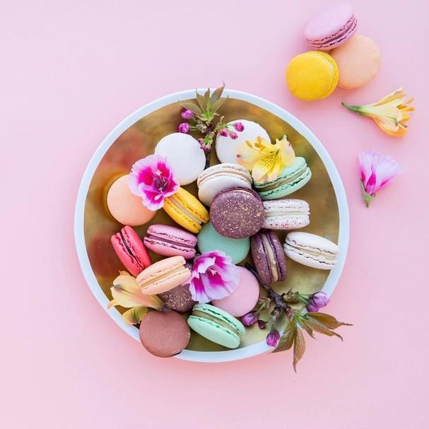 Macarons da Woops! Bakeshop (Foto: Instagram/Reprodução)